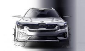 У аналога Hyundai Creta от Kia будет богатое оснащение