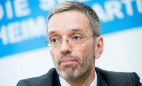 Канцлер Австрии решил уволить главу МВД после скандала с «россиянкой»
