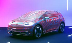Volkswagen начал продавать ещё не представленную модель ID.3