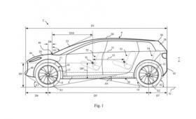 Опубликовано первое изображение электромобиля Dyson