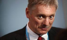 Кремль изложил логику ответа на санкции США против отряда «Терек»