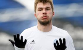 Российский футболист Комличенко побил рекорд чемпионата Чехии поколичеству голов засезон