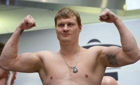Серебряный призер ОИхочет провести бойпротив Поветкина
