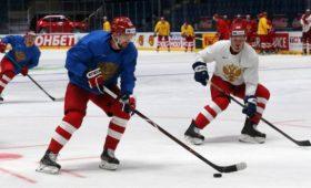 Российские хоккеисты начинают участие наЧМматчем снорвежцами