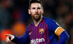 Месси подобрал футболистов для«Барселоны»