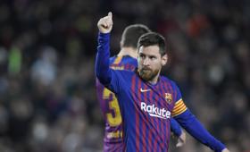 Президент «Барселоны»: «Месси может играть до45лет»