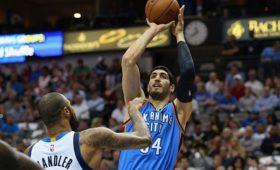 Турецкий игрок НБАозлобился наЭрдогана