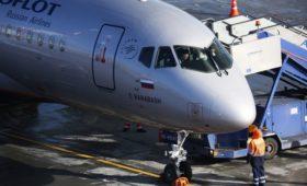 «Аэрофлот» разошелся с производителем SSJ100 в цене запчастей и ремонта