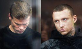 «Рассчитываем, чтоприговор будет изменён»: адвокаты Кокорина иМамаева подали апелляции нарешение суда