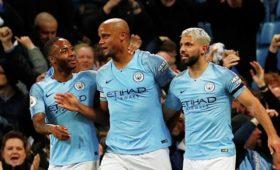 «Манчестер Сити» выступил сзаявлением