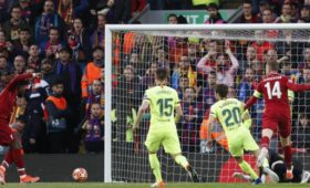Моуринью сравнил футболистов «Барселоны» сдетьми