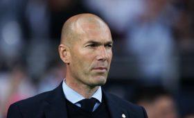 Зидан хочет выгнать трёх игроков из«Реала»