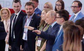 Путин объяснил, какие люди любят критику и почему