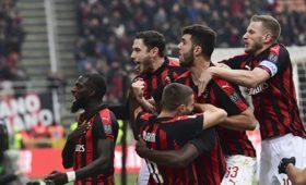 «Милан» отстоял победу вматче с«Болоньей»