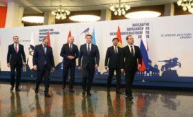 Белоруссия предложила ограничить право вето в ЕАЭС