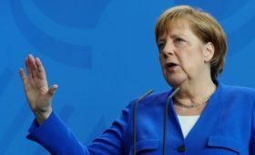 Меркель оценила шансы Еврокомиссии остановить «Северный поток-2»