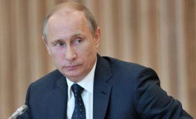 Путин подписал закон оштрафах задопинг дляспортсменов