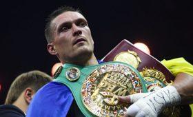 Александр Усик: Язанимался боксом из-зажелания отомстить