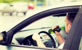 Пьяных за рулём стало меньше