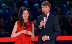 Ягудин рассказал оработе сМедведевой наПервом канале