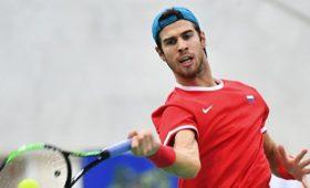 Хачанов поднялся наодну строчку врейтинге ATP