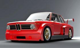 Классический BMW 2002 с мотором V10 станет серийным