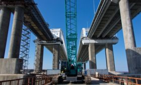 Подходы к Крымскому мосту подорожают почти на 3,5 млрд руб.