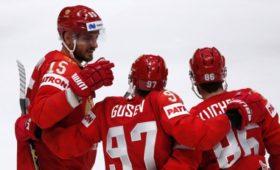 Стал известен состав сборной России наматч чемпионата мира сАвстрией