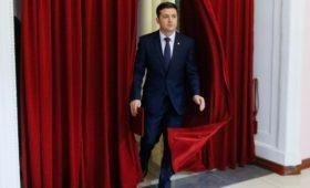 РБК покажет инаугурацию Зеленского с переводом на русский