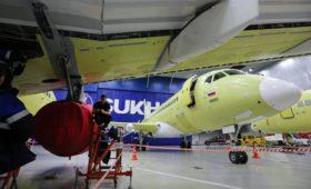 Авиакомпания «Ямал» передумала покупать 10 самолетов SSJ100