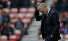 Экстренер «Манчестер Юнайтед»: яплакал после увольнения