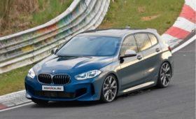 Новый BMW 1 Series F40 2020