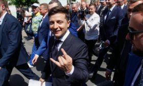 Президент Зеленский подписал свой первый указ