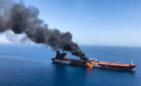 Саудовский принц вслед за Британией и США обвинил Иран в атаке на танкеры