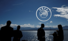 УЕФА приняло решение подемаршу грузинских футболистов