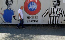 Появились подробности задержания Мишеля Платини