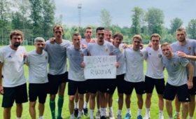 Обиженные Россией: украинцы поддержали акцию Грузии