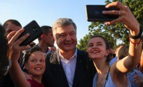 Порошенко назвал условие отказа Киева от претензий на Крым