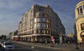 Дмитрий Ананьев нашел арендатора для своего бизнес-центра на Арбате