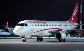 Georgian Airways предложила способ обхода запрета на полеты в Россию