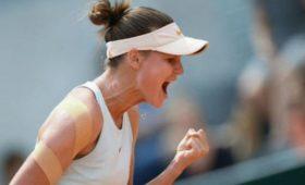 Российская теннисистка захотела проиграть ипоматерилась