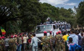 В Эфиопии при попытке переворота выстрелили в главу Генштаба