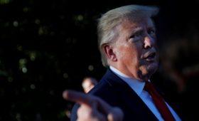 Трамп заявил о готовности ударить по Ирану без разрешения конгресса