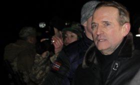 Медведчук оценил рост цен на газ при Порошенко на Украине в 1090%