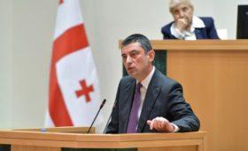 Глава МВД ответил на слова Гаврилова о желании снова приехать в Грузию