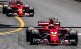 «Феррари» потребовала пересмотреть штраф Феттеля на«Гран-приКанады»