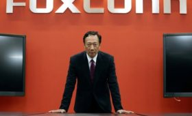 Глава Foxconn покинул должность ради борьбы за пост президента Тайваня