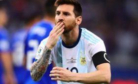 Бразильское испытание: чтождет Месси вполуфинале Кубка Америки