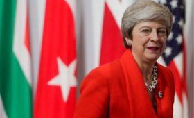 Мэй на встрече с Путиным озвучит позицию Лондона по отравлению Скрипалей