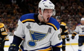 «Влад— мужик»: какроссийский хоккеист поразил американцев